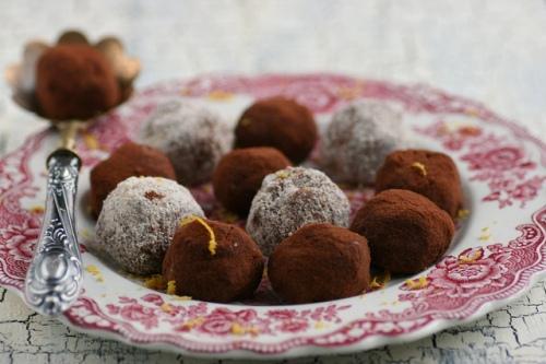 Kamapallid sidruni ja kakaoga