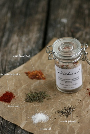 Vürtsikas sool
