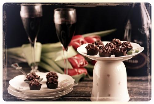 Šokolaadi-mustasõstravaht