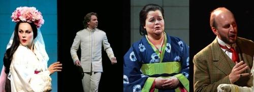 Kristīne Opolais, Roberto Alagna, Maria Zifchak, Dwayne Croft